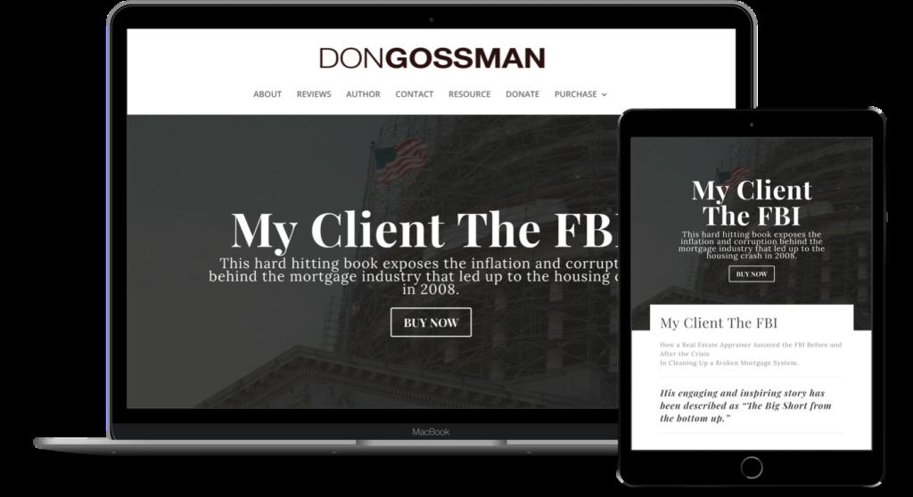 D. Gossman Website